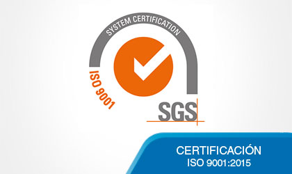 World Communications - Certification ISO 9001 2015